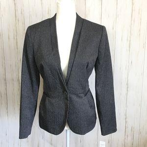 Signature Larry Levine Tweed Blazer Suit Jacket